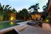 Villa Fendi / 3 bedrooms in a tropical and #Balinese #villa situated in the heart of #Seminyak. http://optimumbali.com/rent-a-villa/villa-fendi.html