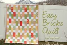 fabric and quilts / by Mary Blackwell