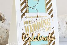 STAMPIN UP WEDDING