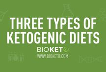 Ketogenic Diets / An in-depth look at the three types of Ketogenic Diets and which is Best For You!