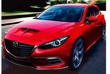 Mazda 3 & 6 mps