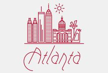 Atlanta: home sweet home / by Katherine Harrison