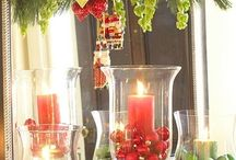 Christmas decor / by Rachel Chellino