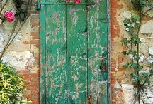 Doors of the Mediterranean