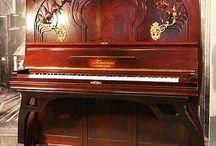 Art Nouveau, Art Deco, Art&Craft Furniture / by Gurkut Uysal