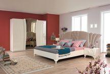 Elegant Yatak Odası / Yatak Odası İzmir Ervada Mobilya