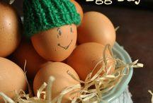 Easy Over Eggs