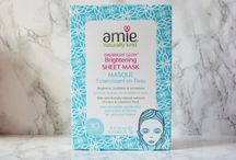 Amie Products / A selection of Amie Skincare star products