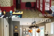 Before & after home ideas