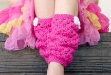 Tilly knitting/crochet projects