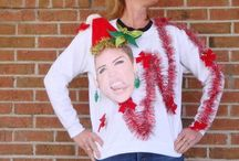 ugly sweater contest!!!