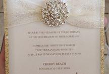 Gold Wedding Party Ideas