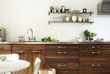spaces | kitchens