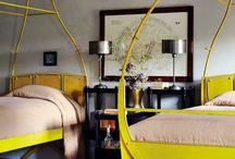 Boudoir Design / The perfect bedroom design... a stress-free, relaxing environment... a retreat!