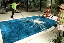 Cool and Unusual Rugs / These unusual rugs will definitely entertain you.
