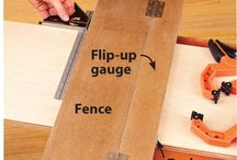 Woodwork tips
