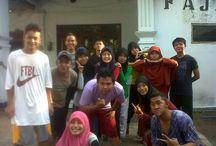 kampung inggris, pare, kediri,jawa timur / studying, having fun, and making friendship
