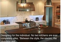 Helpful Kitchen Design Tips / Tips and ideas for your kitchen from our designers.