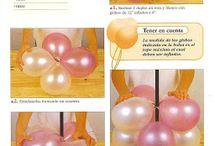 ballons arch
