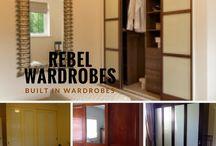 Built In Wardrobes