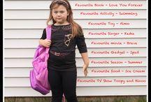 Kids Kindergarten Portrait ideals
