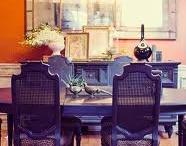 Bohémien Style Interior