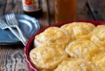 Father's Day Grub! / Yummy eats to make for dad this Father's Day!