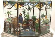 drivhuse pavilioner