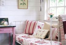The Orchard: Summerhouse Interiors: Shabby Chic Vintage