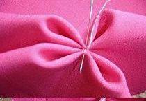 узор из ткани