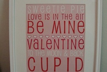 Love is in the air... / by Marcy Fratzke