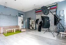Photostudio interior