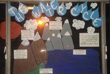 Classroom Displays & Bulletin Boards / Fun classroom displays and bulletin board photos from www.sparklebox.co.uk.