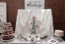 Our Sweet Tables / Sweet tables, dessert tables, dessert buffets, weddings, parties.