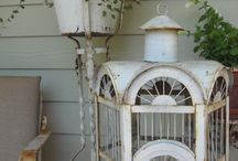 Feathered friends / by Ticking and Toile