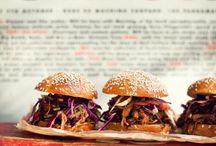 R E C I P E S - Burgers