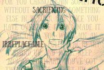 My edits / Edits made from my drawings.