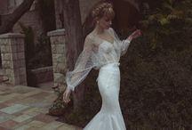 Inspirace-svatební šaty