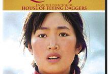 Plakaty filmowe - kino chińskie