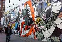 Street Arts (murals and others)