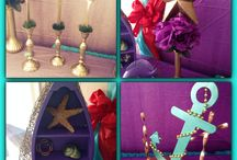 Abigail's birthday party themes / by Beth Pociask