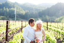 Wine Country Wedding / by Brinton Studios