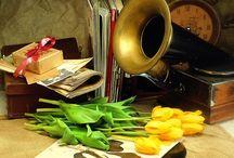 Gramofon, Tulipany