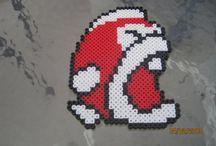 Mario - Bügelperlen