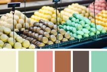 Color Palettes / by Brittney Ragon