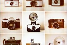 Old Cameras, Projectors and such / by James Crane