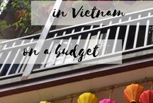 Vietnam Travel Tips / Vietnam travel planning and inspiration. With amazing photography to get you inspired, and all the best things to do to fill your Vietnam itinerary.