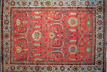 Persian Carpets London / Here is a selection of just some of the Persian Rugs available from David J Wilkins Oriental Rug Experts. For the full gallery visit our website http://www.orientalrugexperts.com/