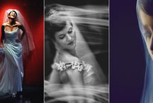 Brides around the world / Join me in this photographic journey through bride's emotions.