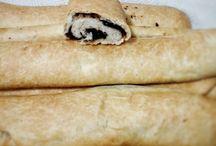 Πίτες / Φτιάξατε ζύμη έ; Να δούμε τώρα τι θα βάλετε μέσα! Μερικές ιδέες για πίτες θα τις βρείτε εδώ!